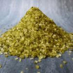 Hawaii-Salz gruen